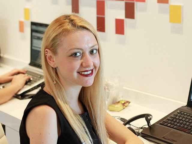 Melike Balkaya - Satış Temsilcisi