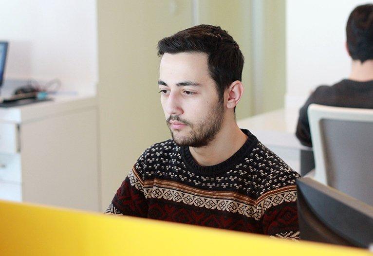 Melih Özyurt - Yazılım Geliştirme Uzmanı