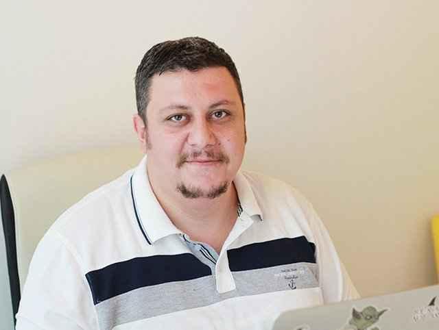 Mahir Sümer - AR GE Yazılım Geliştirme Müdürü